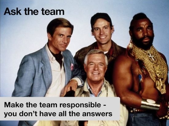 Ask The Team