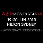 Agile Australia 2013