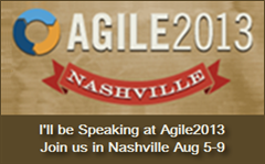 Agile 2013: 7 Deadly Sins of Agile Software Test Automation